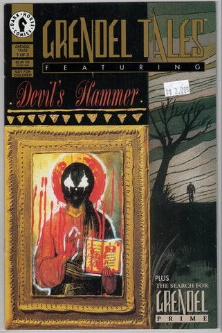Grendel Tales: Devil's Hammer Issue # 1 Dark Horse Comics $3.00