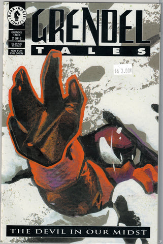 Grendel Tales: Devil in Our Midst Issue # 2 Dark Horse Comics $3.00