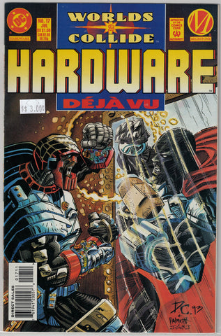 HARDWARE Issue # 17 DC Comics $3.00