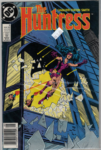 Huntress Issue # 2 DC Comics $3.00