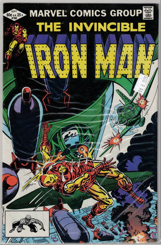 Iron Man Issue # 162 Marvel Comics $6.00