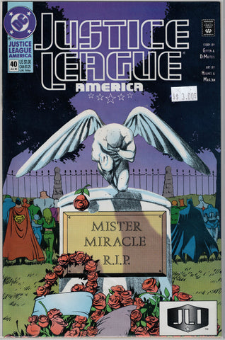 Justice League Issue #  40 DC Comics $3.00
