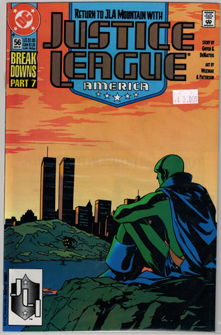 Justice League Issue #  56 DC Comics $3.00
