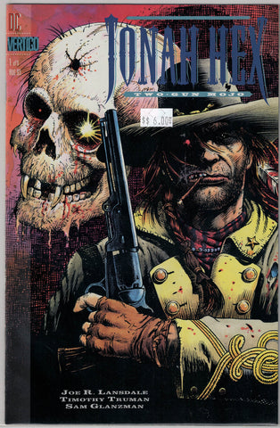 Jonah Hex Issue # 1 DC/Vertigo Comics $6.00