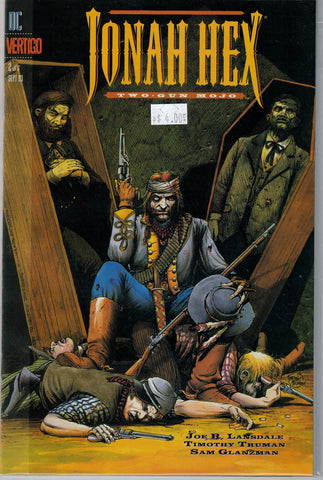 Jonah Hex Issue # 2 DC/Vertigo Comics $4.00