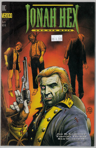 Jonah Hex Issue # 3 DC/Vertigo Comics $4.00