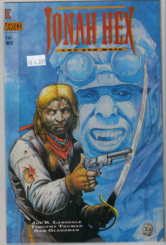 Jonah Hex Issue # 4 DC/Vertigo Comics $4.00