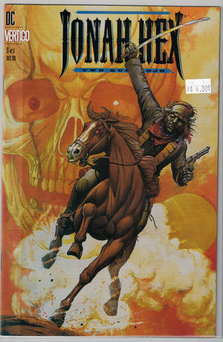 Jonah Hex Issue # 5 DC/Vertigo Comics $4.00