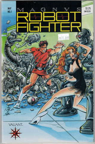 Magnus Robot Fighter Issue #  1 Valiant Comics $15.00