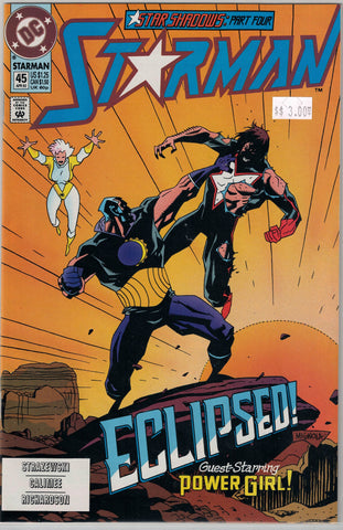 Starman Issue # 45 DC Comics $3.00
