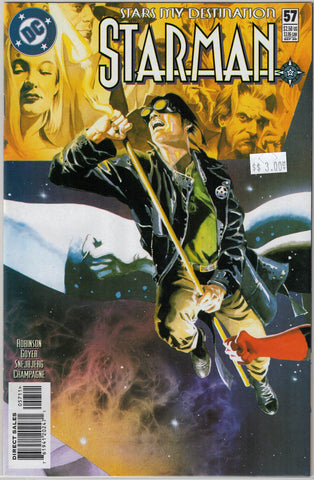 Starman Issue # 57 DC Comics $3.00
