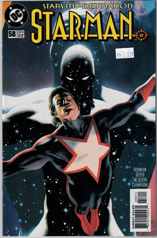 Starman Issue # 58 DC Comics $3.00