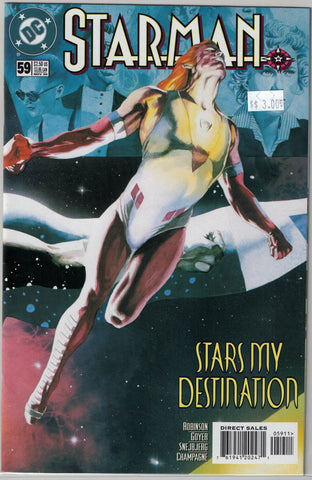 Starman Issue # 59 DC Comics $3.00