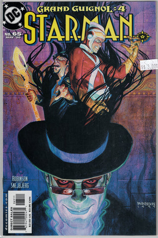 Starman Issue # 65 DC Comics $3.00