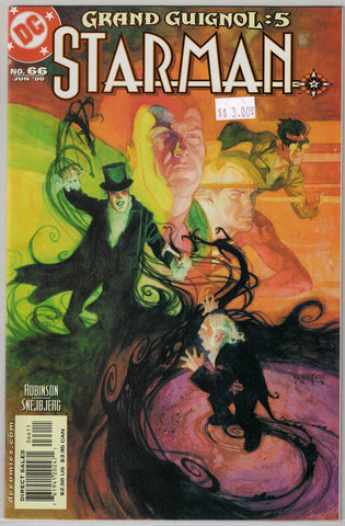 Starman Issue # 66 DC Comics $3.00