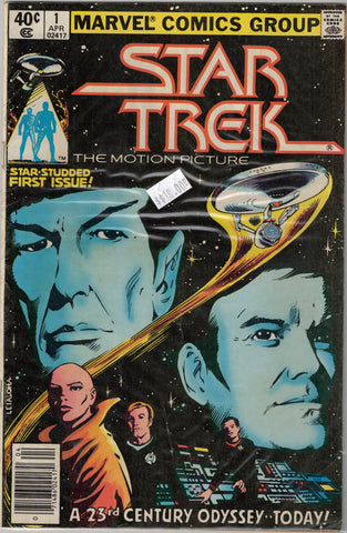 Star Trek Issue #   1 (Apr 1980) Marvel Comics $10.00