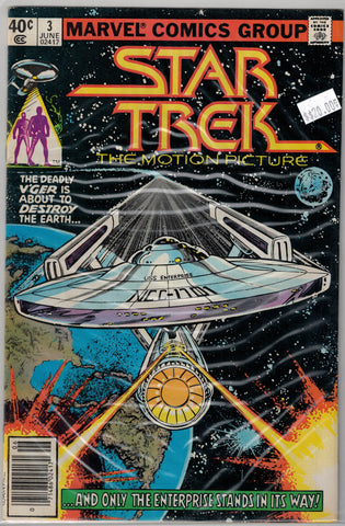 Star Trek Issue #   3 (Jun 1980) Marvel Comics $20.00