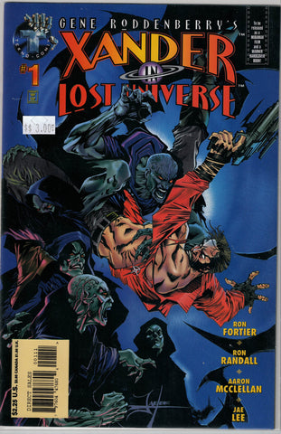 Gene Roddenberry's Xander in Lost Universe Issue # 1 Comics $3.00
