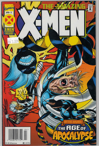 Amazing X-Men Issue # 2 Marvel Comics $3.00