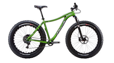 Ellsworth Buddha Fat Bike