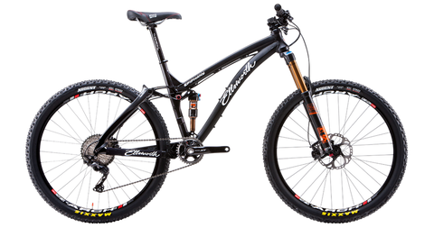 Ellsworth Epiphany 275 Alloy SLX Large Black Custom Sale Price