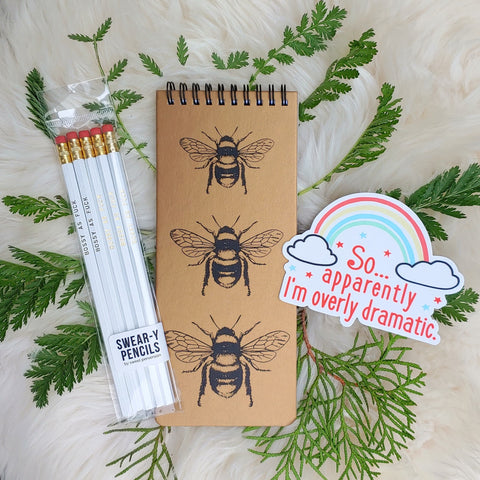 Queen Bee Notebook Pack