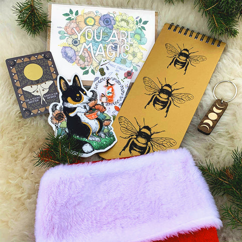 Bee Magical Stocking