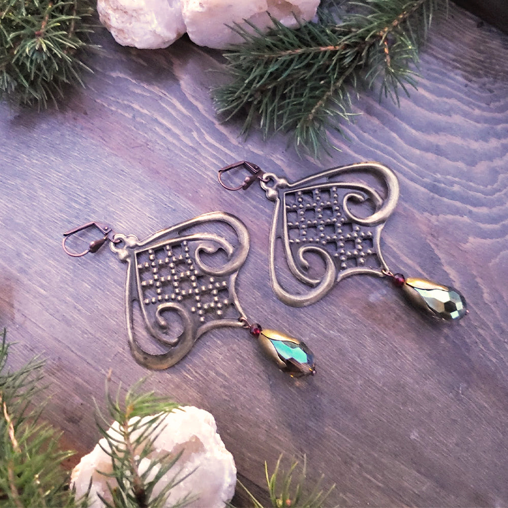 Boho & Glow Earrings