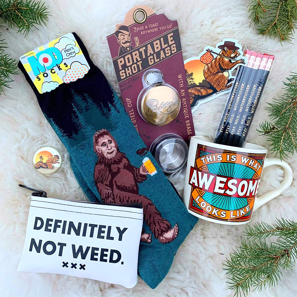Party Animal Adventure Gift Set