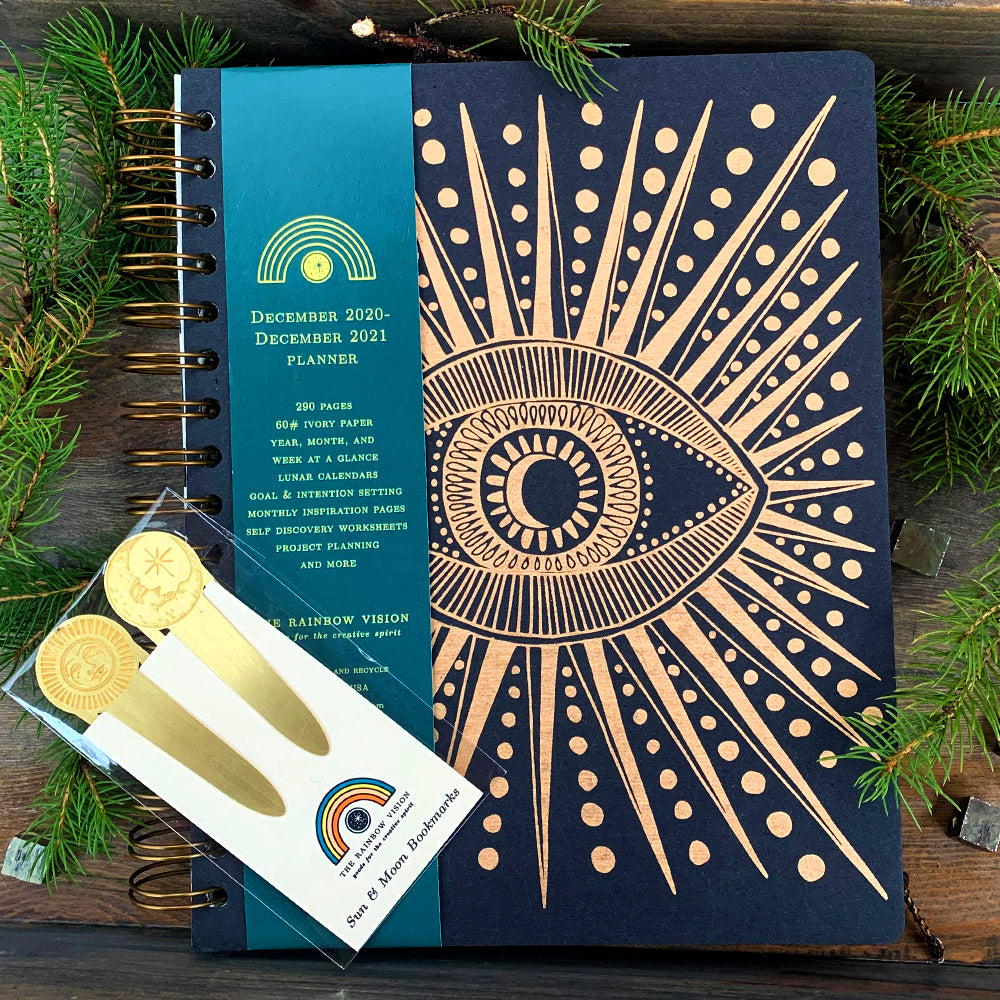 Third Eye NOT Blind 2021 Planner Set