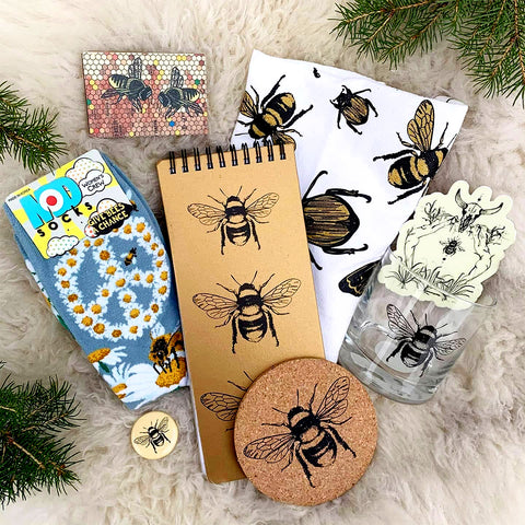 Peace Bee with You Gift Set