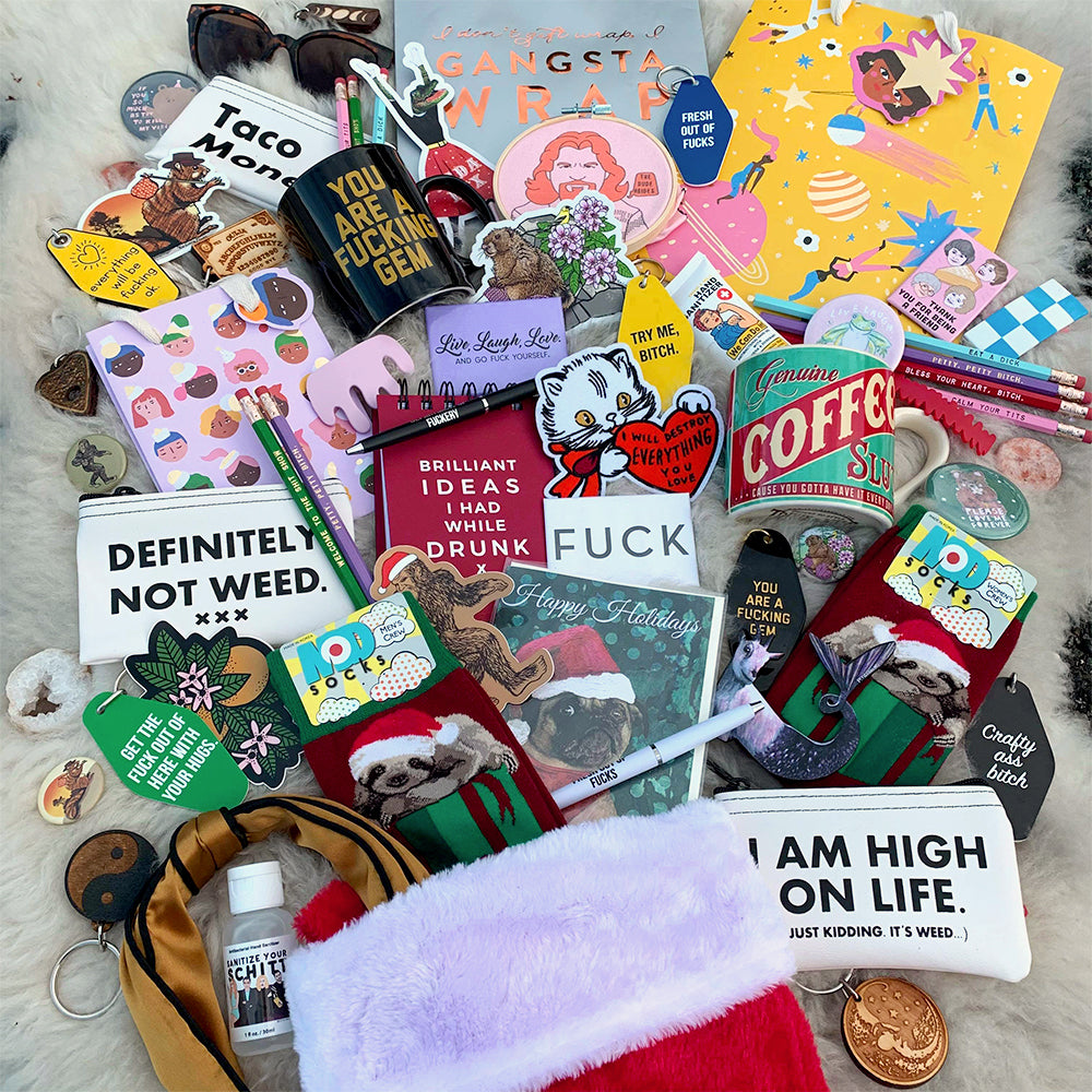 Curated Christmas Stocking Dolché