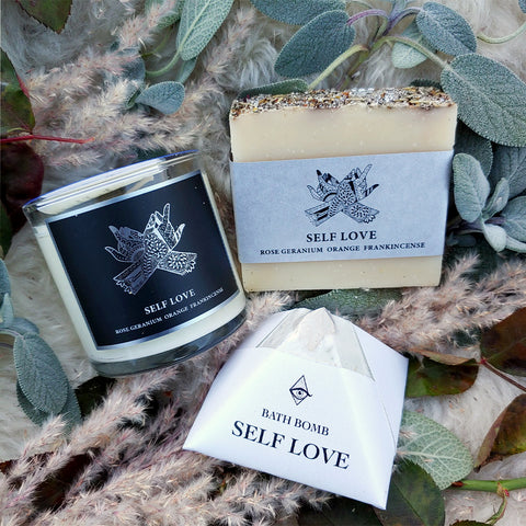 Self Love Ambiance Bath Set
