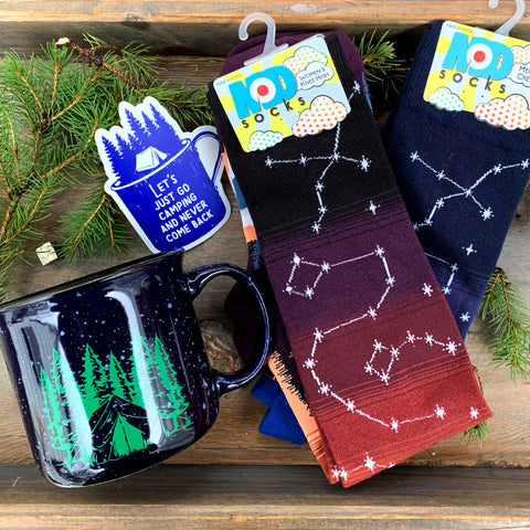 Starry-Eyed & Snowed-In Nature Lovers Gift Pack