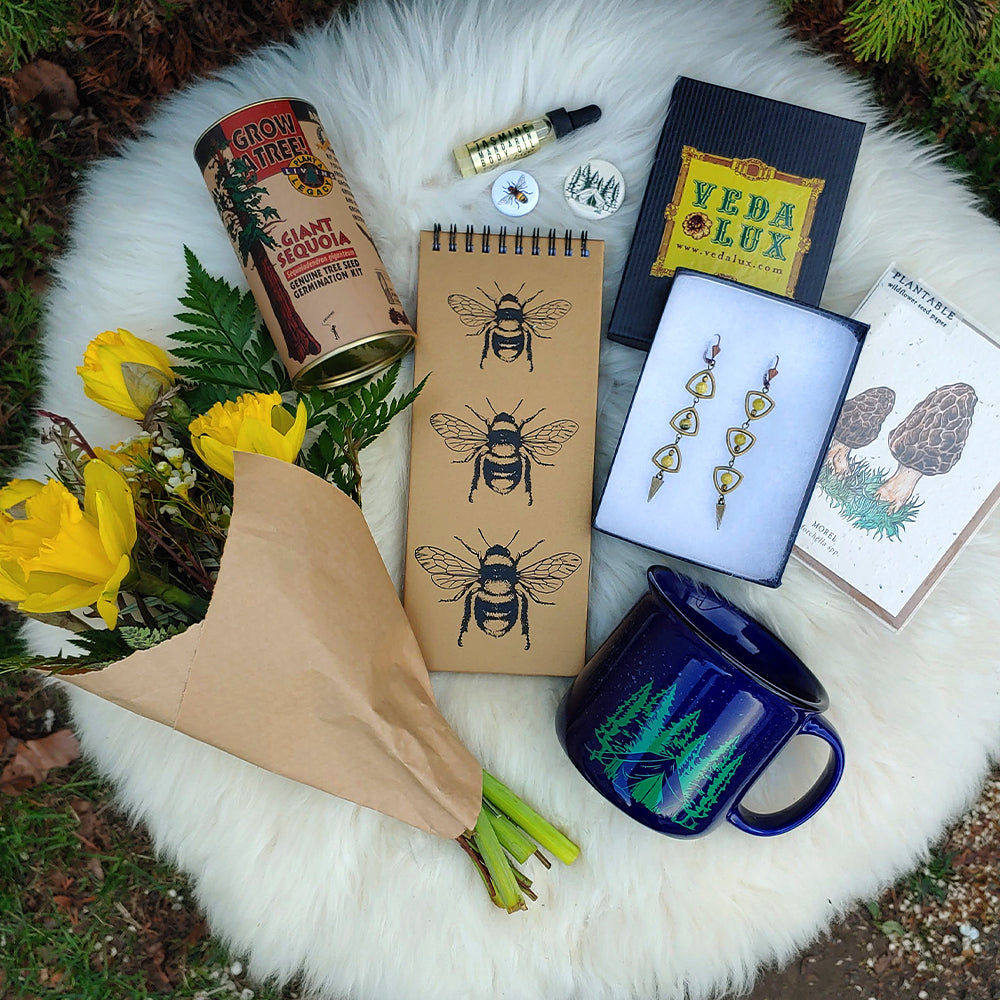 At Home in Nature Gift Set