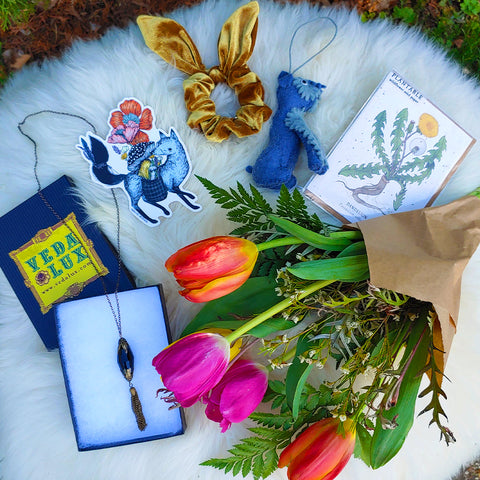 Down to Earth Fairy Tale Gift Set