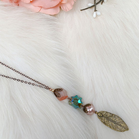 Botanical Bliss Necklace