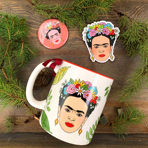 Floral Like Frida Gift Pack