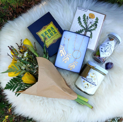 Lavender Love Gift Set