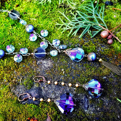 Twilight Goddess Jewelry Set