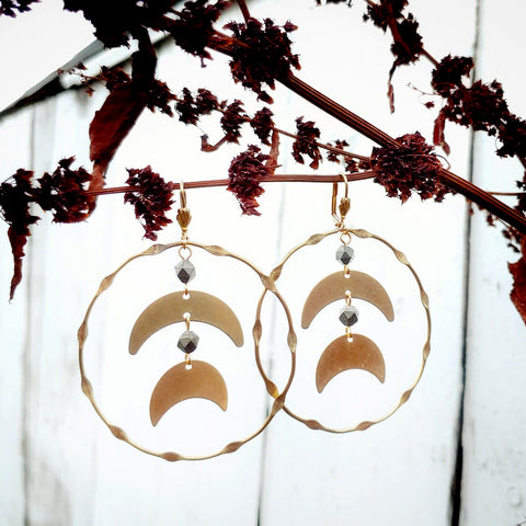 Pyrite Moon Hoops