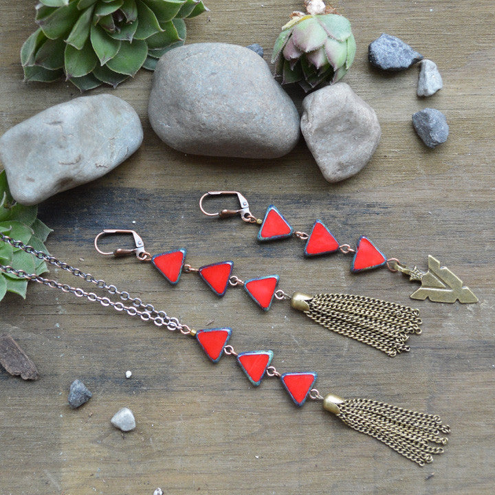 Untamed Heart Arrowheads & Ropes