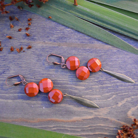 Berry Crush Earrings