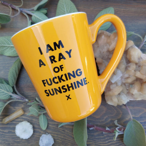 Ray of Sunshine Mug Care Pack