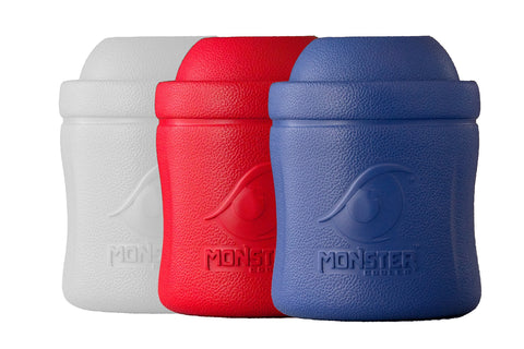 Monster Cooler- Three Pk