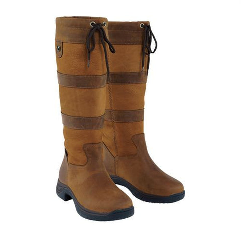 Ladies Dublin River Tall Boots - SK Tack & Supply - 2