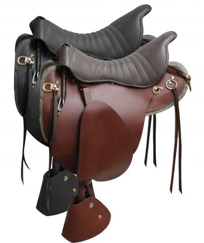 Australian Trooper Saddle - SK Tack & Supply - 1