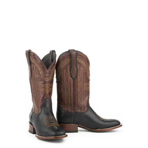 Stetson Altan Boot Black - SK Tack & Supply