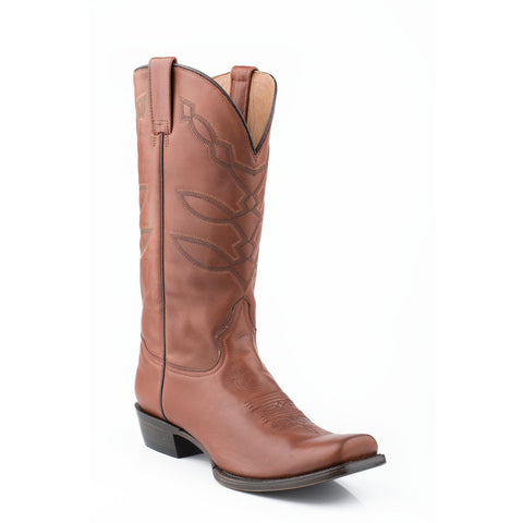 Stetson Abel Boot Brown - SK Tack & Supply