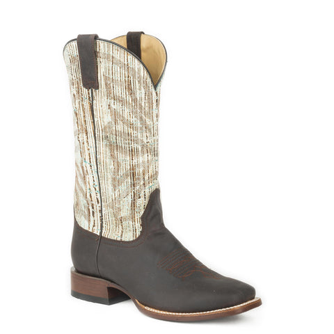 Stetson Anglewood Boot Brown - SK Tack & Supply